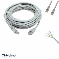 8M Crossover X CAT 5e Ethernet Network RJ45 Lead Cable