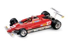 Ferrari 126 C2 1982 GP Long Beach + Pilota #27 1:43 2005 R272CH BRUMM