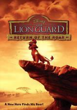 The Lion Guard: Return of the Roar (DVD, 2016)