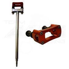 2.25 04 05 Steering Stem Chromoly AntiVibe 1 1//8 Billet Clamp    BB 669 YFZ 450