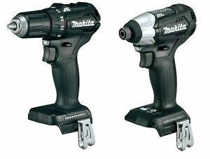 New Makita 18V Brushless Drill Driver 1/2 XFD11Zb XDT15ZB Impact Driver Combo