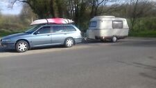 Eriba Puck classic retro Caravan 1988