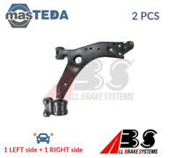 2x ABS FRONT OUTER LOWER LH RH TRACK CONTROL ARM PAIR 211326 P NEW