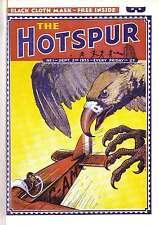 UK COMICS THE HOTSPUR COLLECTION 122 COMICS 1930'S & 40'S ***DOWNLOAD***
