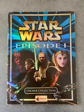 Star Wars - la guerre des étoiles - album d'images stickers Panini 129/252 VF