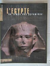 CONNAISSANCE DES ARTS hors série N° 135  / L'Egypte au temps des pyramides