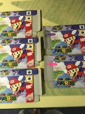 Super Mario 64 N64 Nintendo Box Only