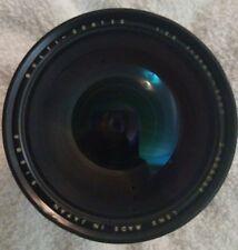 Sigma Mini Zoom 39-80mm F/3.5, Minolta, MD mount, Good Condition. Macro
