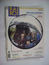 RARO #167/2005 - RIVISTA MUSICALE - ROLLING STONES - PETER HAMMILL - MINA