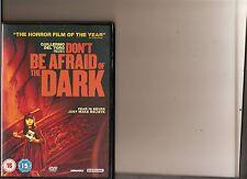 DONT BE AFRAID OF THE DARK DVD GUILLERMO DEL TORO GUY PEARCE HORROR