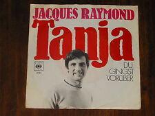 JACQUES RAYMOND - Tanja (DUITS gez.) ################# LUISTER #################