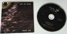PEARL JAM - Off He Goes *MaxiCD* 2-Tracks *RAR*