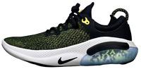 Nike Joyride Run FK Flyknit Black Opti Yellow AQ2730 010 Sneakers NEW
