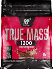 BSN True-Mass 1200 (15 Servings) Chocolate Milkshake - Damaged item