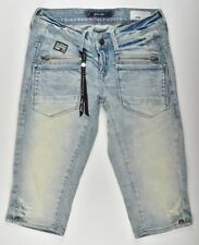 G-Star Raw Avenue Cropped Pant 3/4 Long Shorts Size W 26