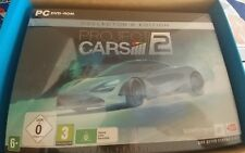 Project CARS 2 Collector's Edition PC Brand New Sealed