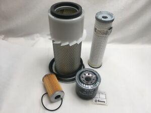 Kit Filter Maintenance for John Deere 870 970 1070 UC11955 M802606 CH12881