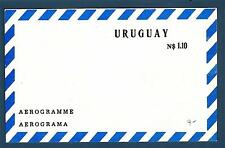 URUGUAY- URUGUAY - 1978 - AEROGRAMMA - PUNTA DEL ESTE - località turistica