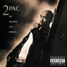 Me Against the World [PA] by 2Pac (CD, Mar-2012, Interscope (USA))