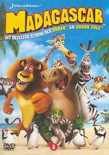 MADAGASCAR - BEESTACHTIG GRAPPIG - SEALED DVD