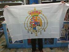 bandiera napoli  forza arrurri 100x150 cm regno delle due sicilie FLAG BORBONICO