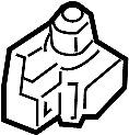 Nissan/INFINITI 82731-1MA0B Power Window Motor (Left