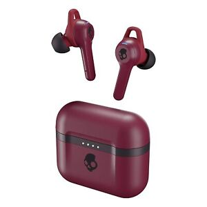 New Skullcandy Indy Evo Red  Wireless Earbud Rapid Charge For Valentine Day gift