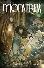 Monstress Volume 2 The Blood GN Marjorie M Liu Sana Takeda Image TPB New NM
