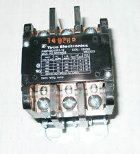 Tyco Electronics P40P42D12P1-12 Contactor 3 Poles 40A 120-600VAC New