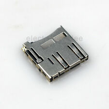 10pcs Spring Loaded Push-Push Type Micro SD Card Sockets Slots Adapter Module