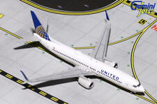 GEMINI JETS UNITED AIRLINES B737-800(S) 1:400 DIE-CAST GJUAL1796 IN STOCK
