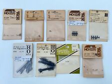 HO Scale Precision Scale & Other Brand Locomotive Detail Parts Lot