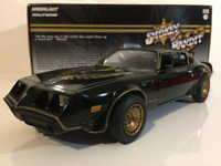 Smokey and the Bandit II 1980 Pontiac Trans AM Greenlight 1:24 Scale
