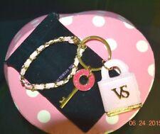 RARE Victorias Secret Limited Ed Key Mirror Wristlet Key Chain ONLY ONE NWT