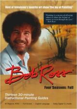 BOB ROSS THE JOY OF PAINTING FOUR SEASONS FALL New Sealed 3 DVD Set 13 Episodes