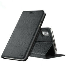 Luxury Leather Wallet Card Stand Flip Cover UP Case For iPhone 6s 7 Plus XS Max