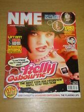 NME 2003 FEB 1 KELLY OSBOURNE LIAM GALLAGHER ASH DATSUN
