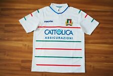 MACRON OFFICIAL MENS ITALY RUGBY WORLD CUP 2018 SHIRT JERSEY TOP SIZE LARGE