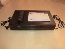 LG rc388 Dvd-Recorder/VHS-Video Recorder, incl. fb&bda, 2 ANNI GARANZIA