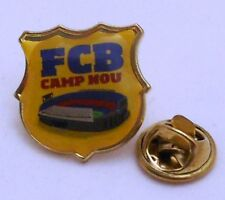 FC Barcelona + Pin + Stadion Camp Nou + FCB Signet Official Lizenz + Spanien (2)