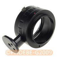 """Nikon F Ai Lens to SONY NEX E Mount Adapter with Tripod 1/4"""" Mount NEX-7 NEX-5 3"""