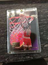1994 Fleer Ultra Michael Jordan Inside Outside Card # 4