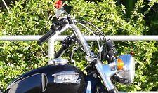 Triumph Bonneville - T100 Handlebar Cable Kit.. Old Skool Style