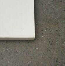 Mineralwerkstoff, Weiss uni, 1350 x 550 x 12 mm