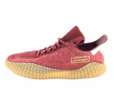 Adidas Mens Kamanda Sneakers Red Lace Up Low Top Athletic Shoes CQ2219 11