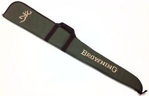 """Browning One 52"""" Green Shotgun Bag Gun Slip"""