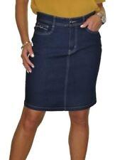 Gonne e minigonne da donna blu senza marca taglia 42