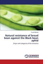 Natural Resistance of Broad Bean Against the Black Bean Aphid by Meradsi Fouad M