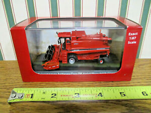 Case IH 1660 Axial Flow Combine By Universal Hobbies 1/87th Scale