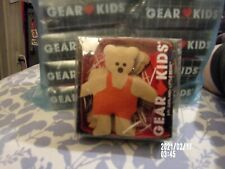 10 boxes Vtg Gear Kids Kurt Adler Bears Xmas Paper Garland Decoration-red/green
